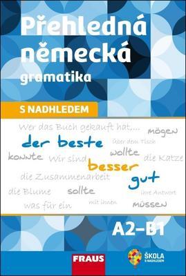 Obrázok Přehledná německá gramatika s nadhledem