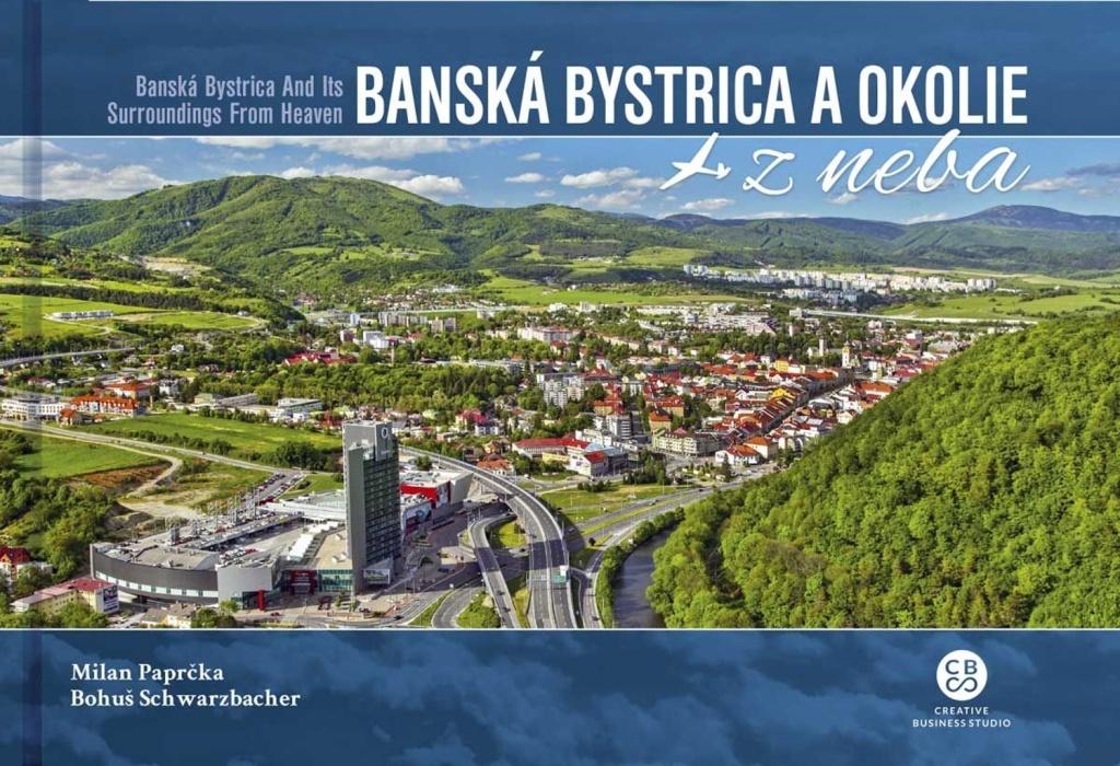 0dc95a470 Banská Bystrica a okolie z neba | KNIHCENTRUM.sk