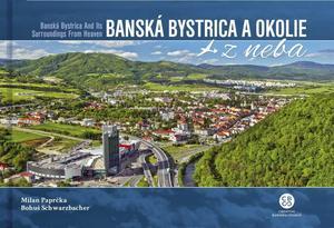 Obrázok Banská Bystrica a okolie z neba