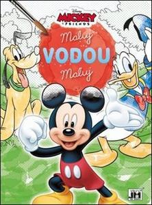 Obrázok Maluj vodou Mickey Mouse