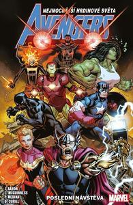 Avengers Poslední návštěva (1)