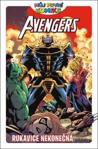Obrázok Avengers Rukavice nekonečna