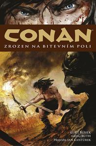 Obrázok Conan Zrozen na bitevním poli