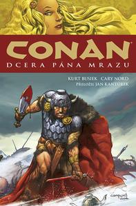 Obrázok Conan Dcera pána mrazu