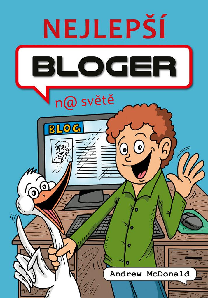 Nejlepší bloger na světě - Andrew McDonald