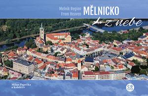 Obrázok Mělnicko z nebe