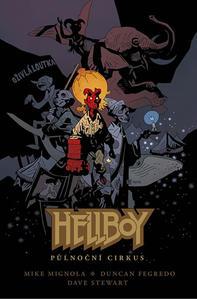 Obrázok Hellboy Půlnoční cirkus