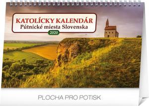 Obrázok Stolový kalendár Katolícky kalendár 2020