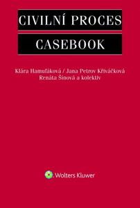 Obrázok Civilní proces Casebook