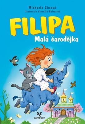 Filipa  Malá čarodějka