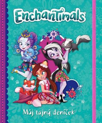 Enchantimals Můj tajný deníček