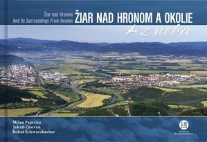 Obrázok Žiar nad Hronom a okolie z neba