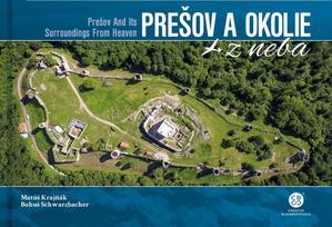 Obrázok Prešov a okolie z neba