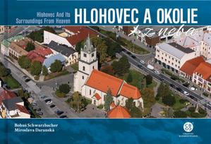 Obrázok Hlohovec a okolie z neba