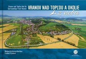 Obrázok Vranov nad Topľou a okolie z neba