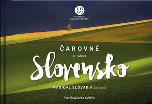 Obrázok Čarovné Slovensko 2. vydanie