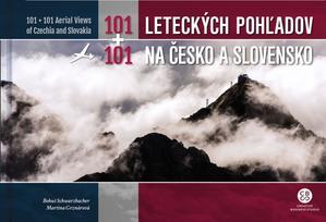 Obrázok 101+101 Leteckých pohľadov na Česko a Slovensko