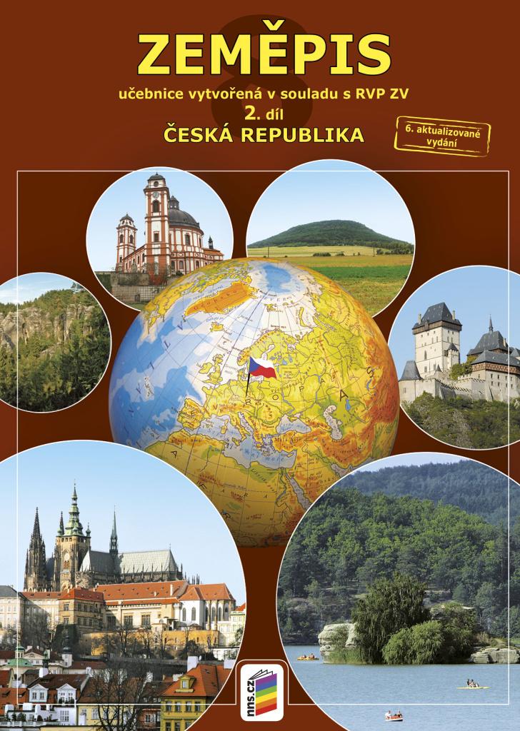Zeměpis pro 8. ročník (2. díl) - Daniel Borecký, Petr Chalupa, Svatopluk Novák