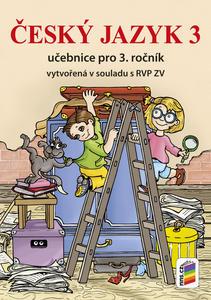 Obrázok Český jazyk 3 Učebnice pro 3. ročník