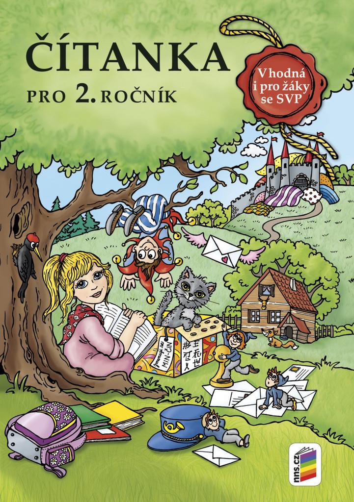 Čítanka pro 2. ročník - Mgr. Lenka Bičanová