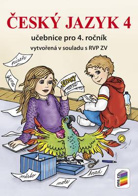 Obrázok Český jazyk 4 Učebnice pro 4. ročník