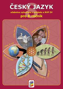 Obrázok Český jazyk 8 učebnice (Učebnice vytvořená v souladu s RVP ZV)