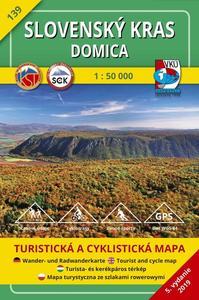 Obrázok Slovenský kras, Domica 1:50 000