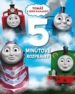 Obrázok Tomáš a jeho kamaráti 5-minutové rozprávky
