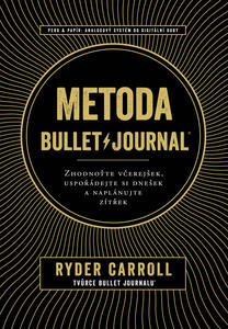 Obrázok Metoda BulletJournal
