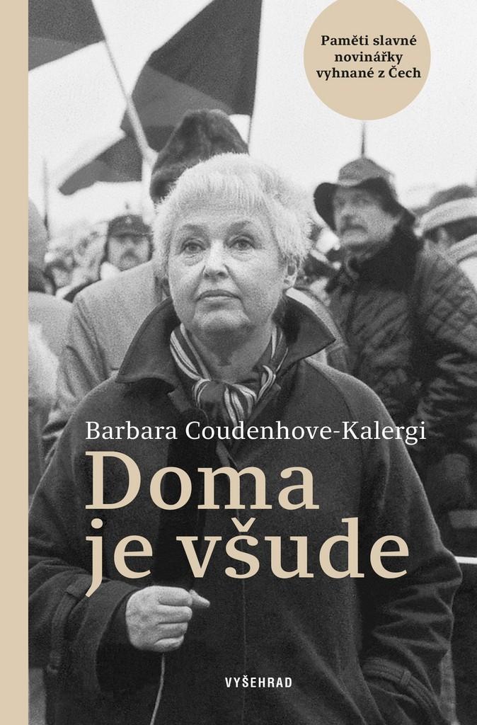 Doma je všude - Barbara Coudenhove-Kalergi