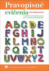 Obrázok Pravopisné cvičenia k učebnici zo slovenského jazyka pre 4. ročník