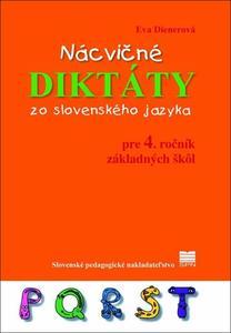 Obrázok Nácvičné diktáty zo slovenského jazyka