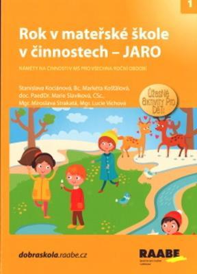 Rok v mateřské škole v činnostech Jaro