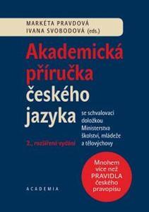 Obrázok Akademická příručka českého jazyka