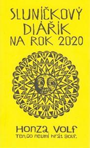 Obrázok Sluníčkový diářík na rok 2020