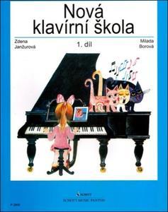 Obrázok Nová klavírní škola 1.díl