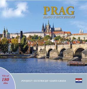 Obrázok Prague A Jewel in the Heart of Europe (Prag blago u srcu Europe)