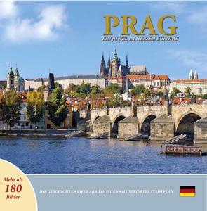 Obrázok Prague A Jewel in the Heart of Europe (Prag ein Juwel im Herzen Europas)