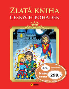 Obrázok Zlatá kniha českých pohádek