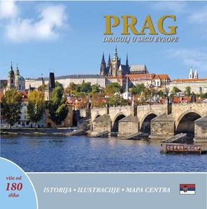 Obrázok Prague A Jewel in the Heart of Europe (Prag dragulj u srcu Evrope)