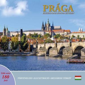 Obrázok Prague A Jewel in the Heart of Europe (Prága ékszerdoboz Európa szívében)