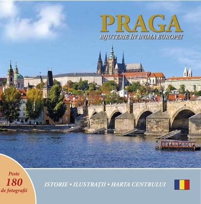 Obrázok Prague A Jewel in the Heart of Europe (Praga bijuterie în inima Europei)