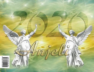 Obrázok Anjeli 2020 - stolný kalendár
