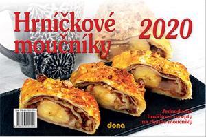 Obrázok Hrníčkové moučníky 2020 - stolní kalendář