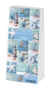 Obrázok Magnetický kalendář 2020 Maritime