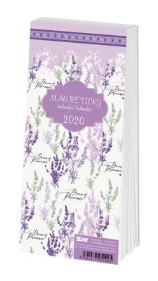 Obrázok Magnetický kalendář 2020 Provence