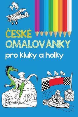 Obrázok České omalovánky pro kluky a holky
