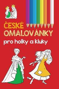 Obrázok České omalovánky pro holky a kluky