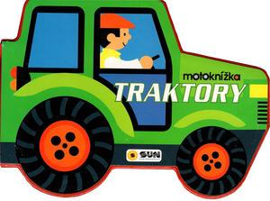 Obrázok Motoknížka Traktory