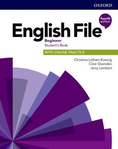 Obrázok English File Fourth Edition Beginner Student's Book
